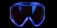 Asher Rx Ski Goggle Blue - Ski and Snowboard glasses