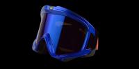 Asher Rx Ski Goggle Blue - Prescription Sports Glasses