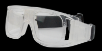 Landon Rx Baseball Basketball Football Goggle Transparent - Prescription Sports Glasses
