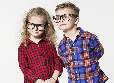 Kids Prescription Eyeglasses