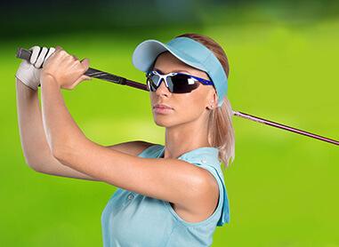 prescription golf sunglasses