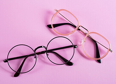 Women's Progressive Prescription Eyeglasses