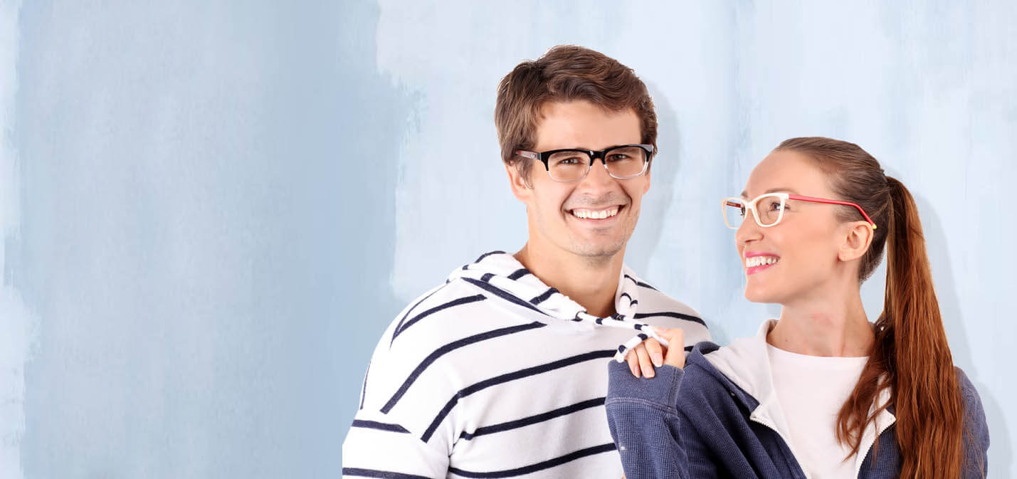 Buying glasses online with confidence