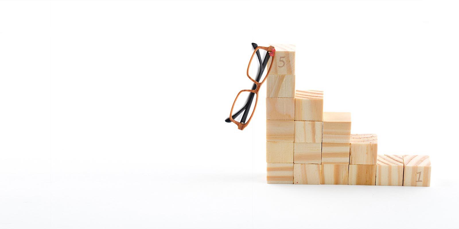 Five Easy Steps to Buy Eyeglasses Online